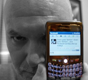 The good old days - When I had my Backberry on my person!