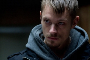 Joel Kinnaman as Detective Stephen Holder in AMC's The Killing