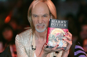 Proof that I am not R.W. or J.K. Rowling.