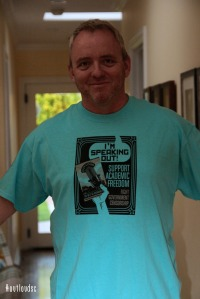 Bestselling author Dennis Lehane is a member of Writers Speaking Out Loud.  Why aren't you?