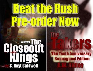 Books, books and... well there are just two books available for pre-order..